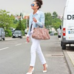 outfit: pastels
