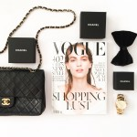 what I bought at Chanel