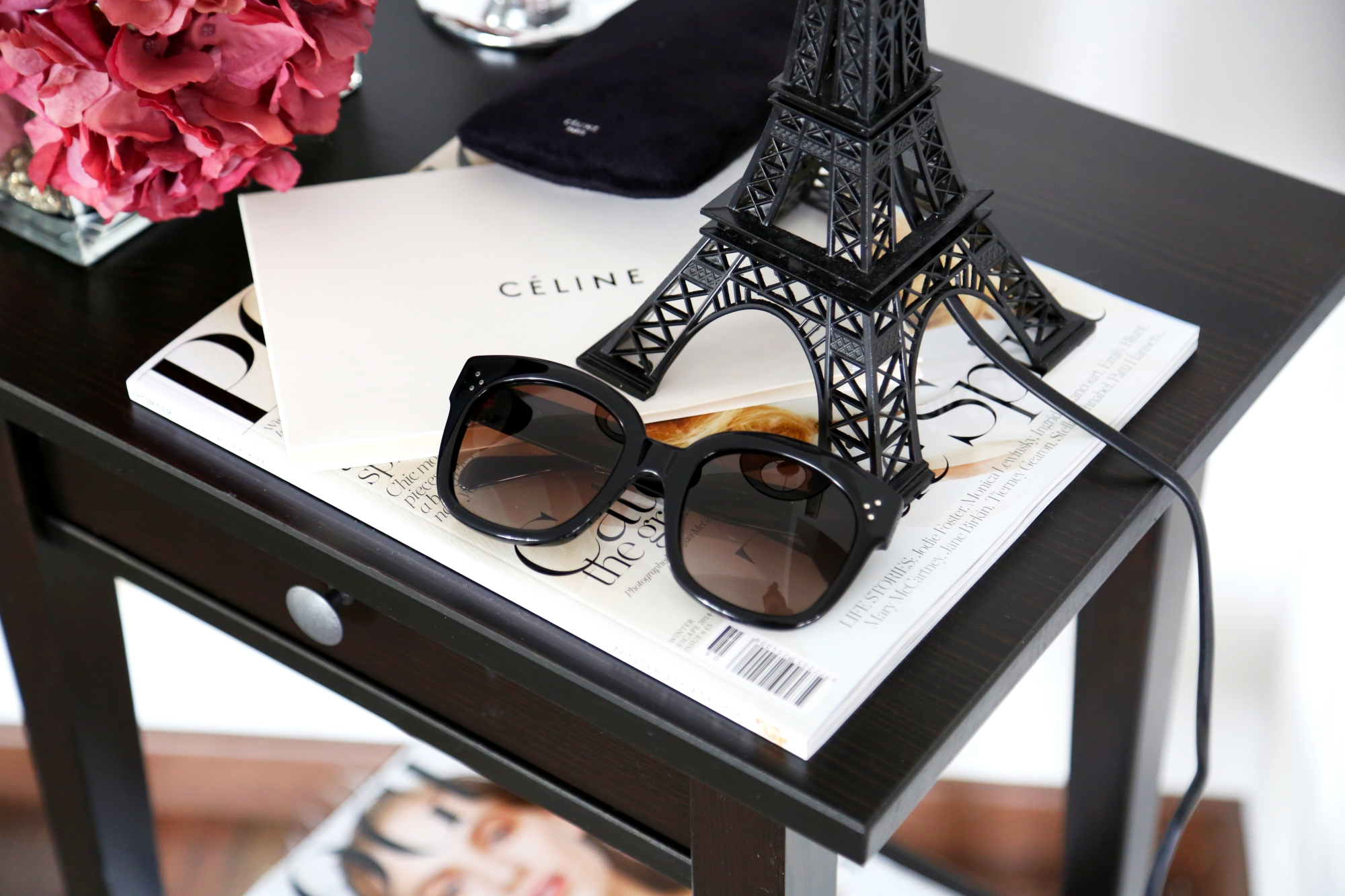 celine luggage phantom suede - New in: C��line New Audrey sunglasses - FashionHippieLoves