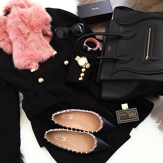 outfit-details-celine-luggage-bag-valentino-flats