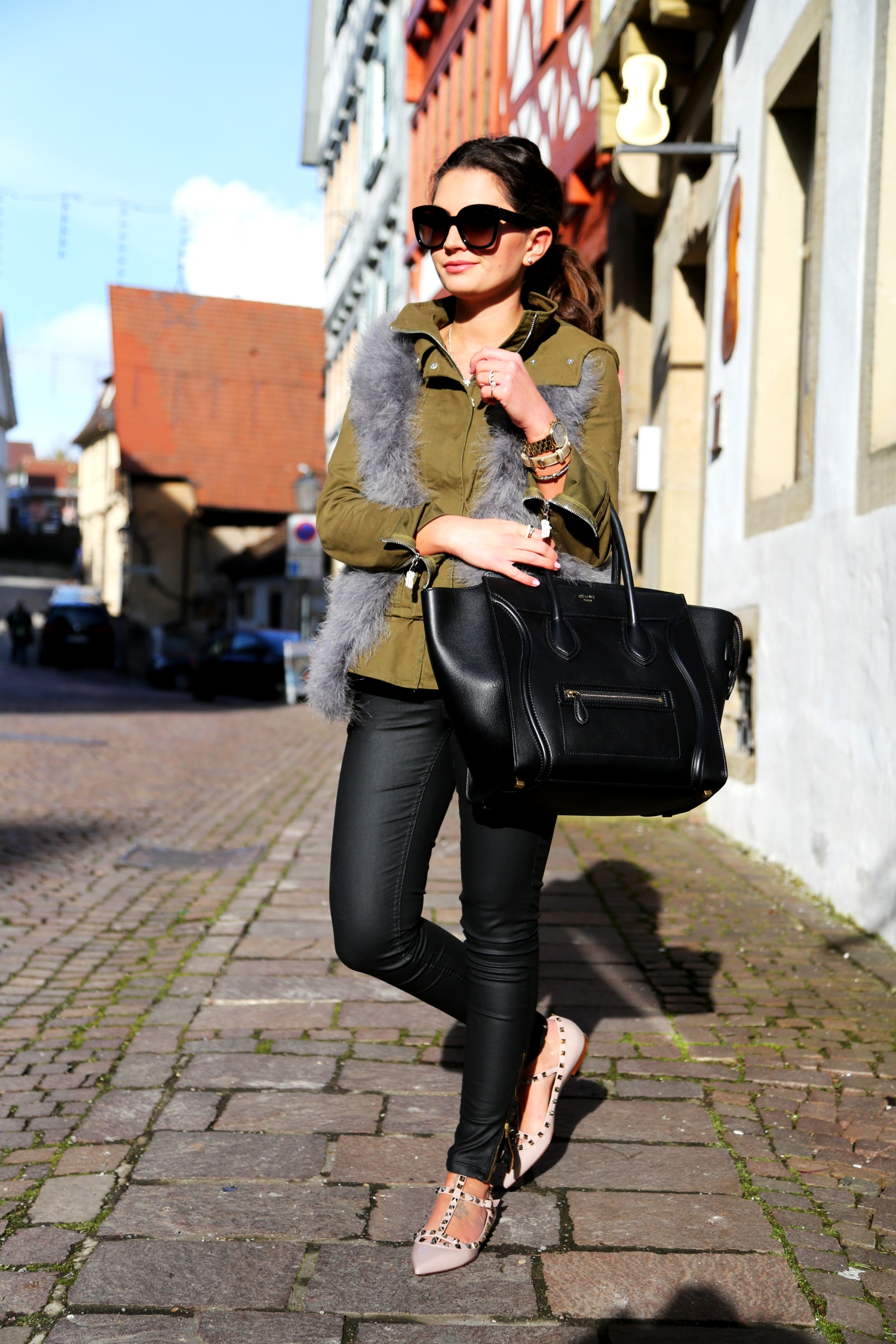 Casual Shopping Outfit Fashionhippieloves