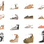 new in the shops: spring/summer shoes 2015