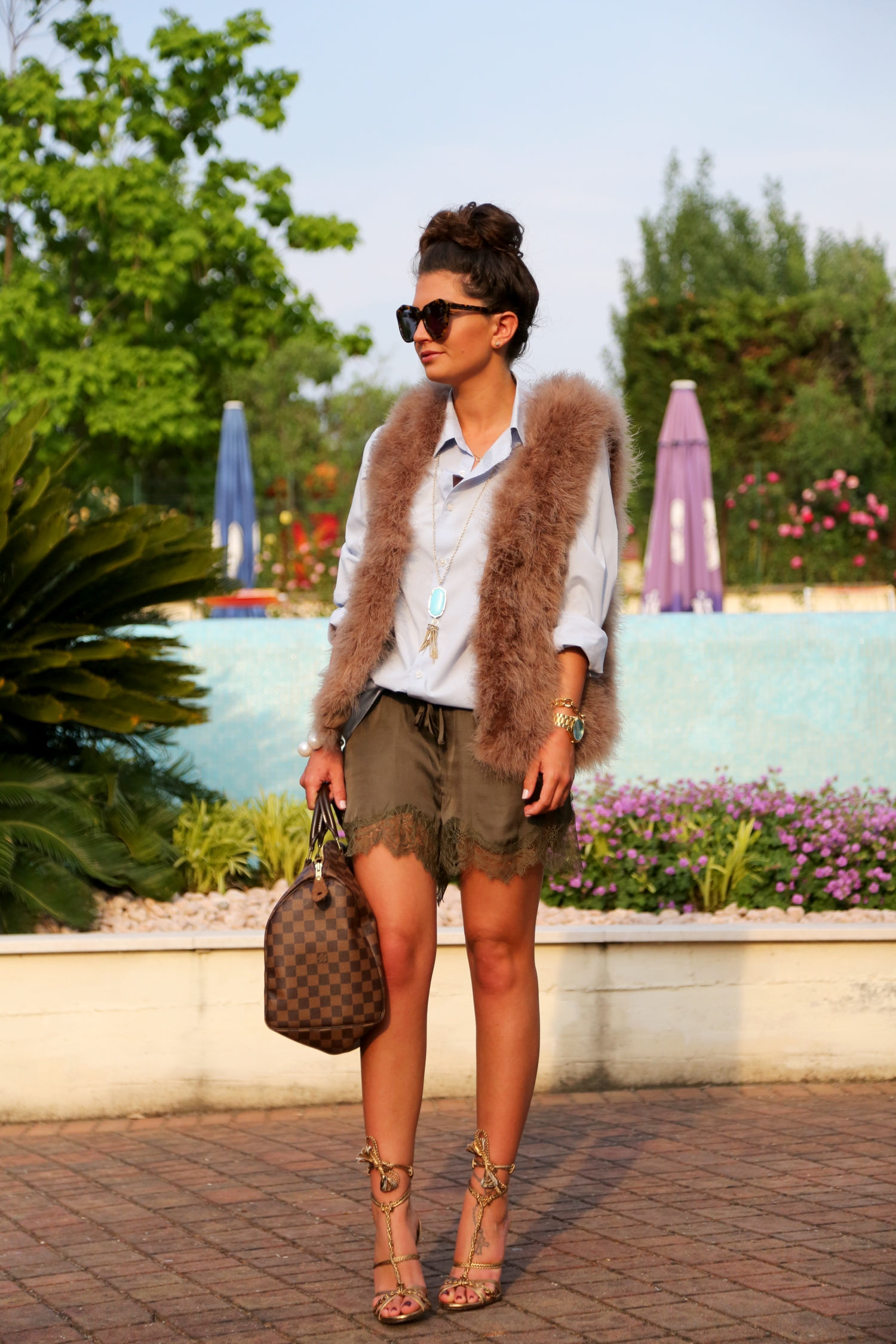 Italy Travel Diary With Outfit Fashionhippieloves