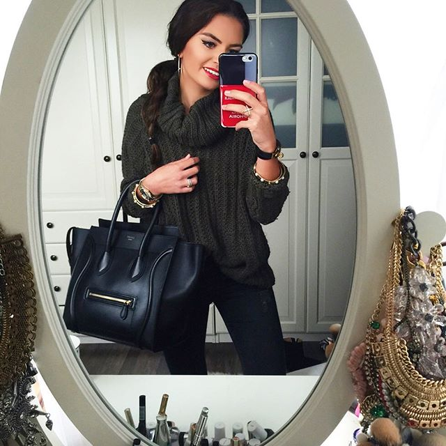 fashionhippieloves-outfits-selfie-knit-celine-bag