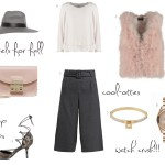 weekly shopping tips: pastel colors for fall