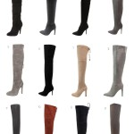 weekly shopping tips: overknee boots for fall
