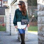 3 basic pieces – 2 outfits