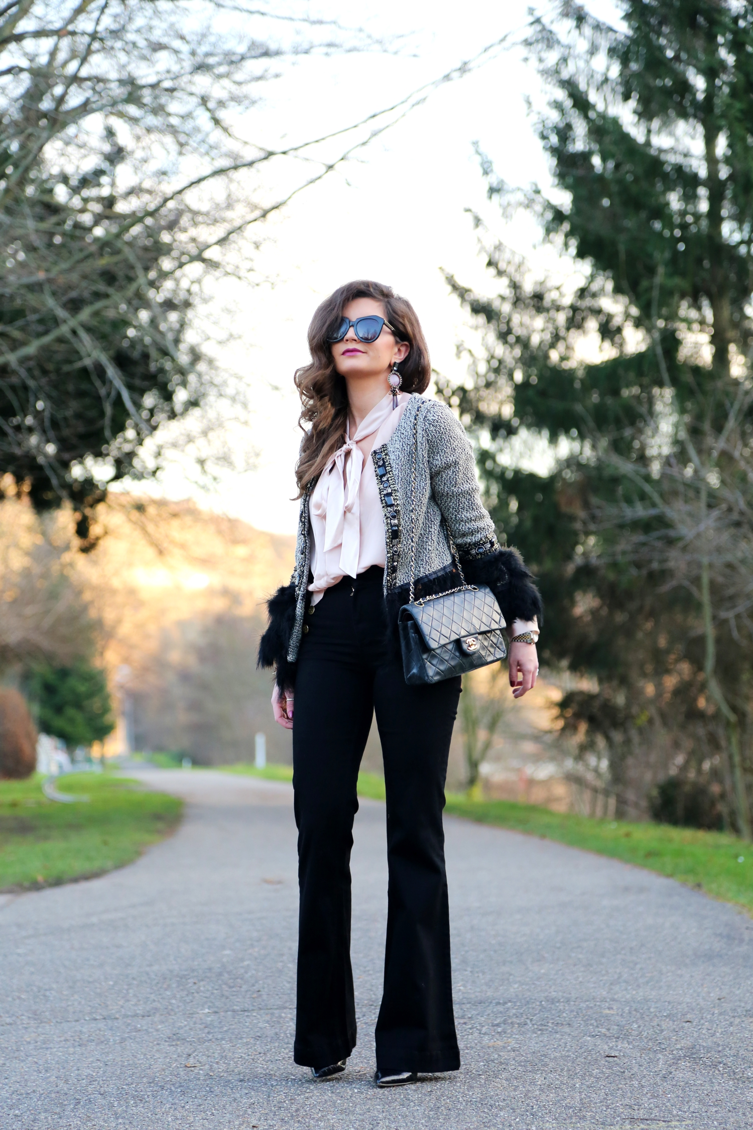 christmas-outfit-fashion-blogger-germany-flared-jeans