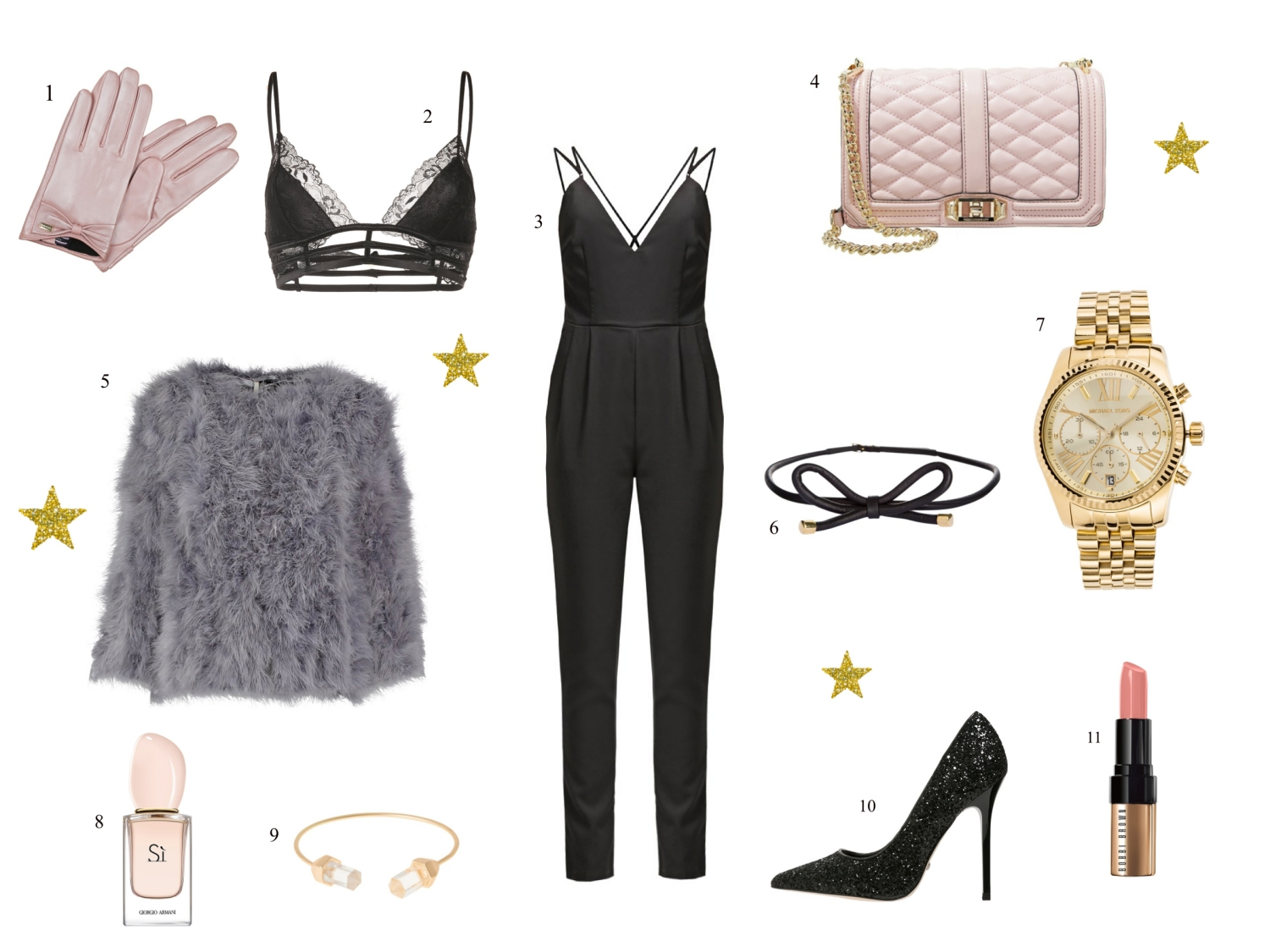 Christmas outfit inspiration jumpsuit