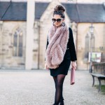 1 pair of booties – 3 different outfits