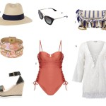 weekly shopping tips: the perfect beach look
