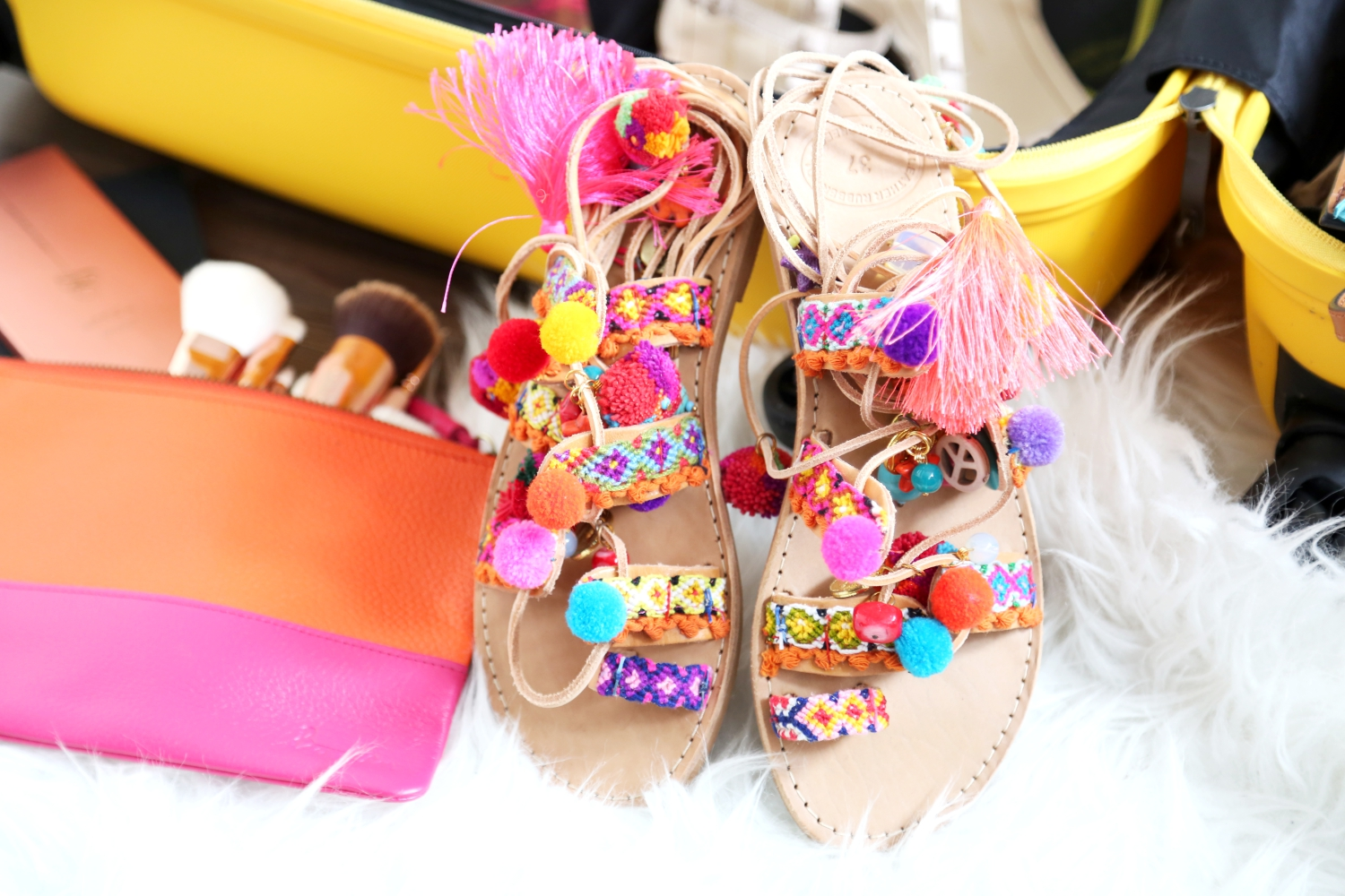 packing-sandals-bali-trip-vacation