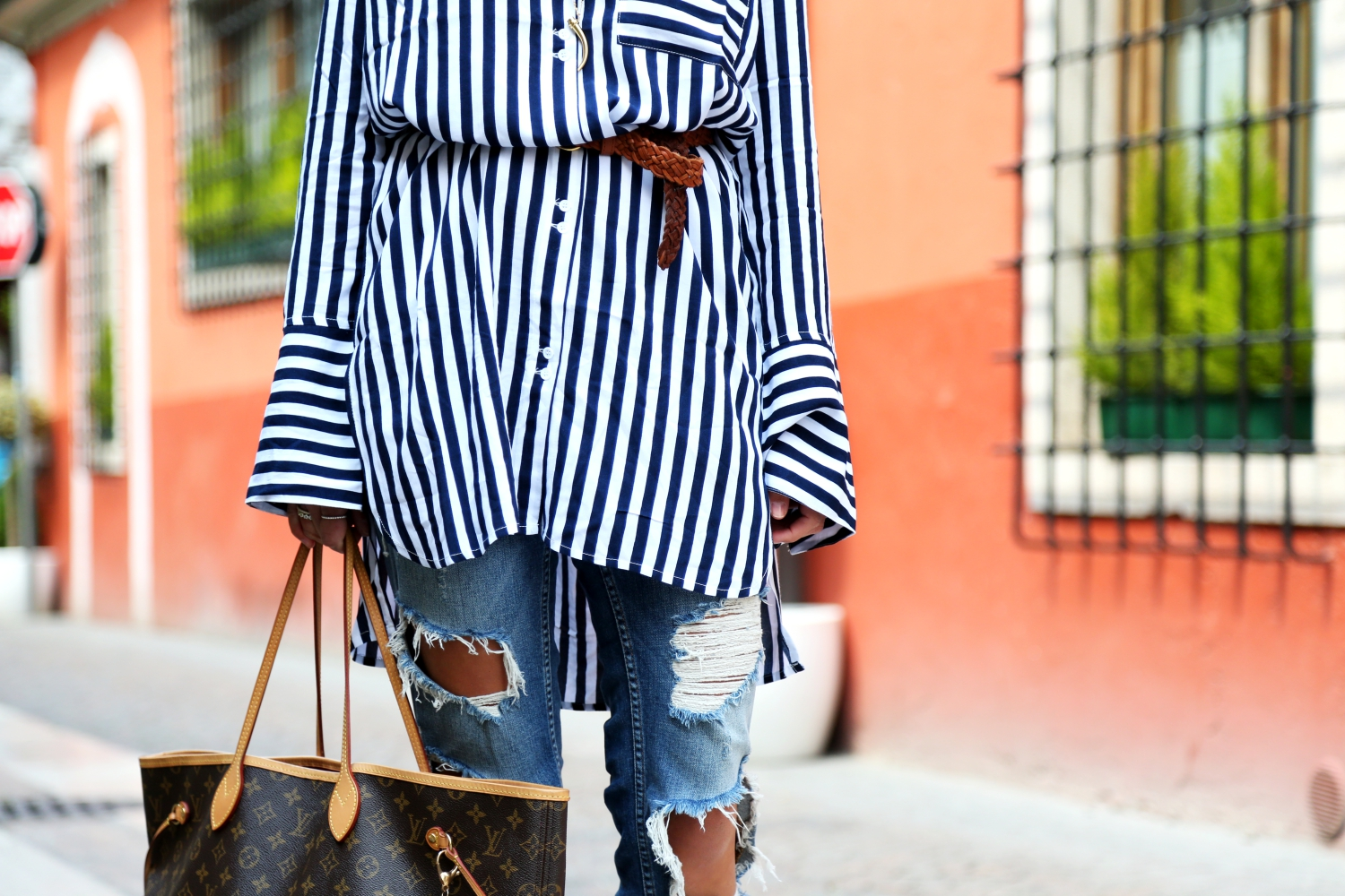 outfit-details-lagodigarda-streifenshirt-stripes-louisvuitton-neverfull-bag