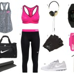 the perfect fitness outfit for workouts