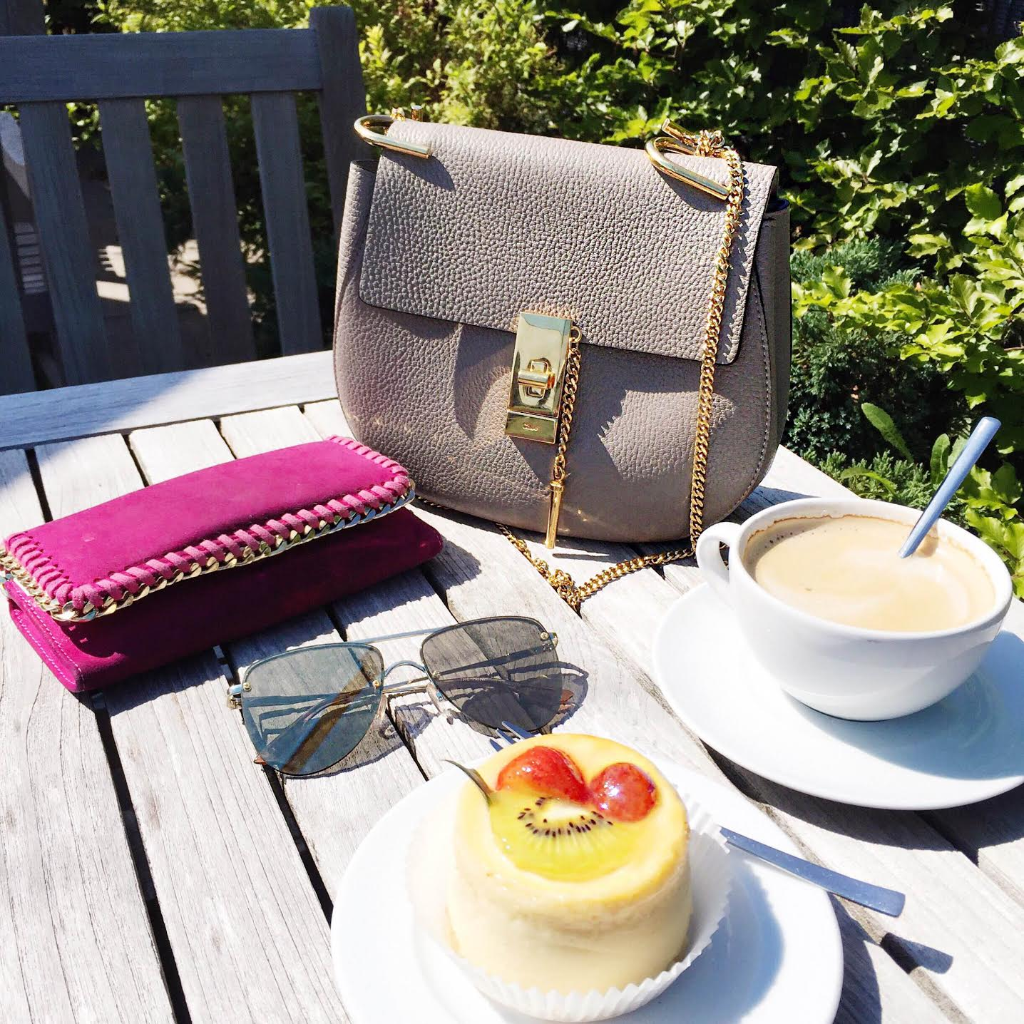 chloe-drew-bag-grey-stella-mccartney-wallet-lespecs-sunglasses