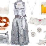 the perfect outfit for Oktoberfest // Dirndl