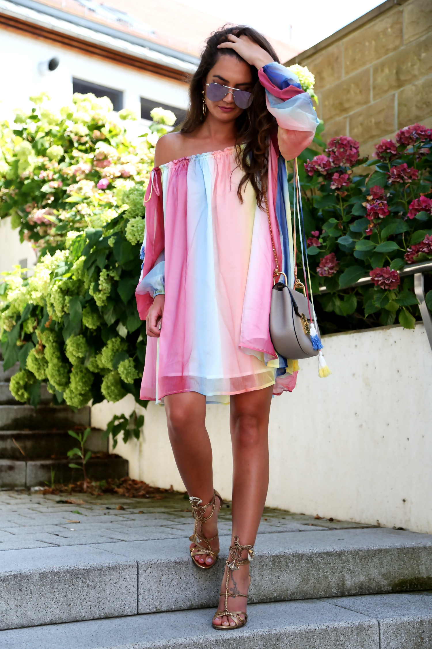 outfit-watercolor-dress-summer-look-chloe-drew-puralopez