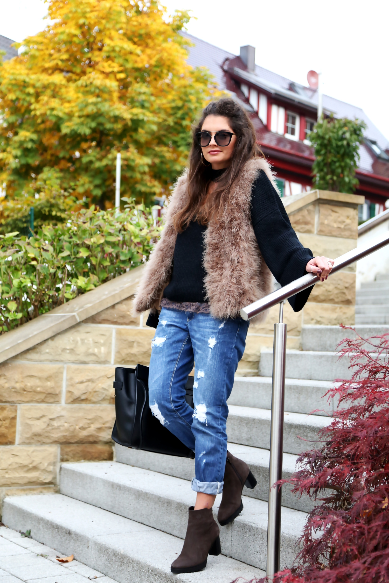 outfit: comfy for fall | FashionHippieLoves | Bloglovin'
