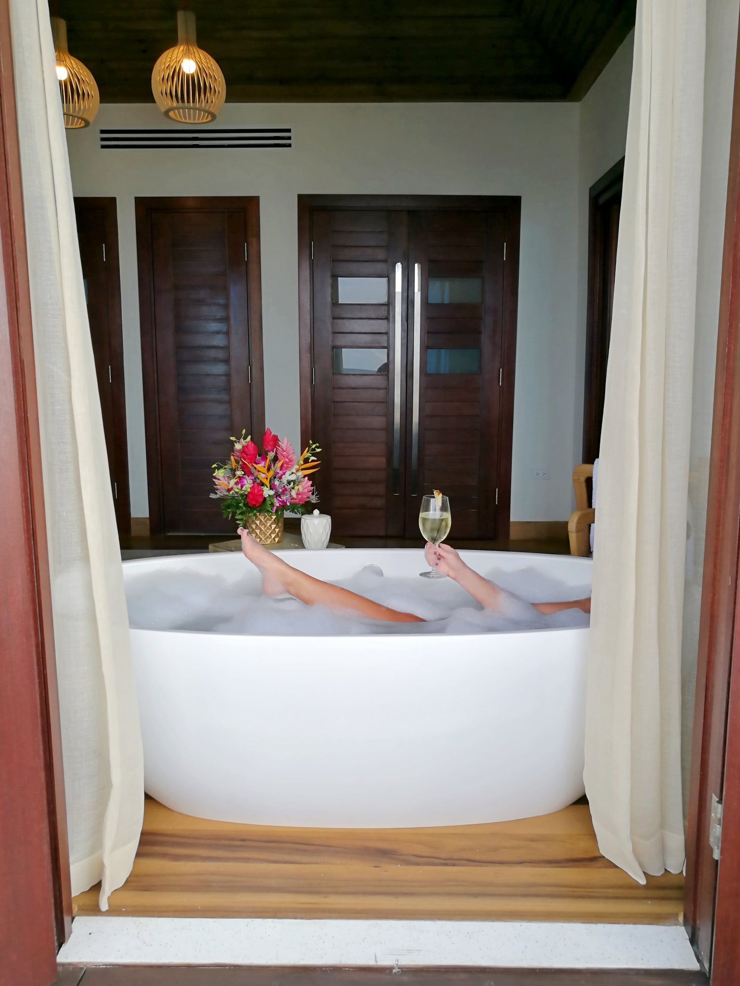 Sandals Royal Caribbean Hotel + Over The Water Villa Review ... 18 Luxusvilla Designs Atemberaubend Aussehen