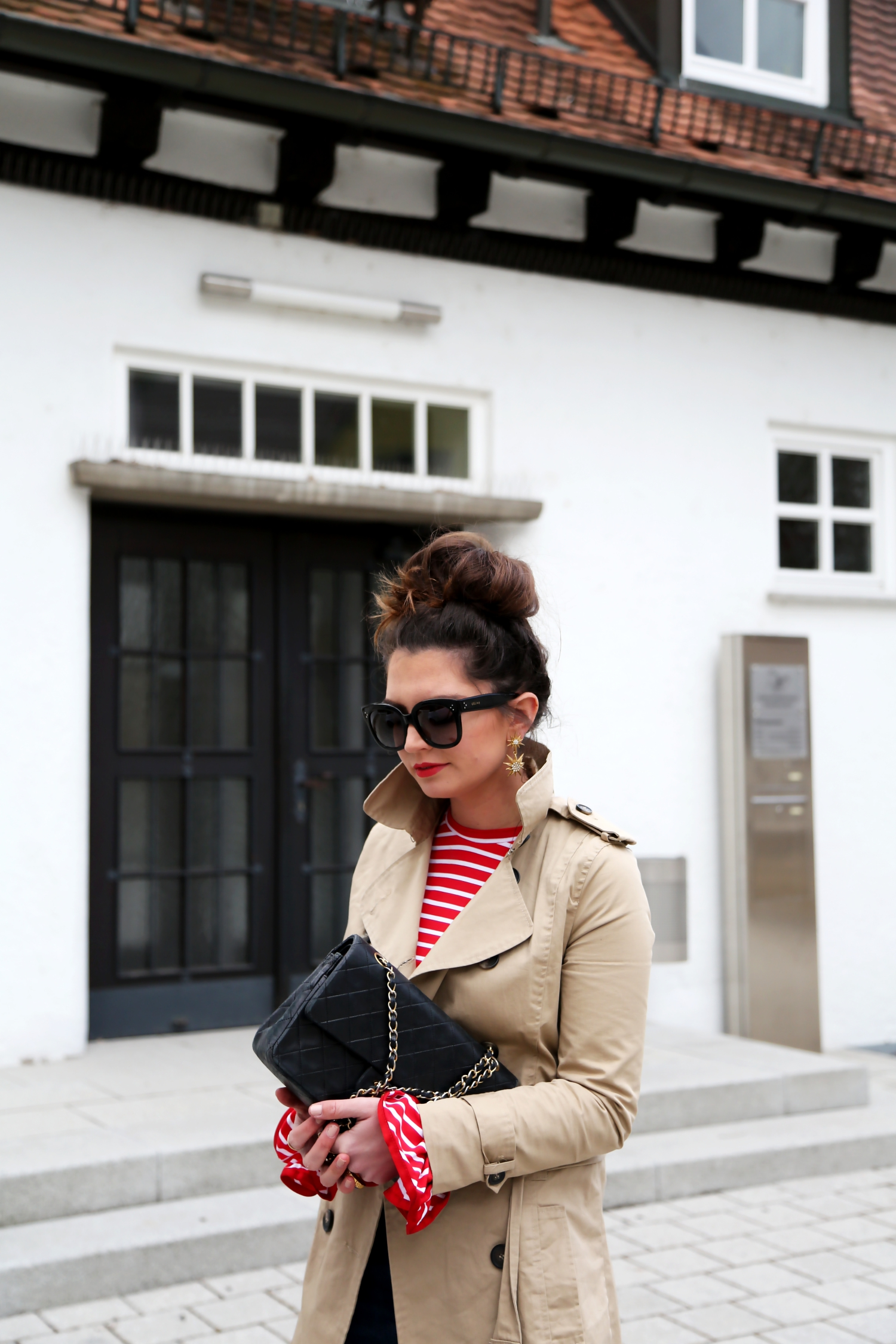 outfit-spring-look-fashionblogger-details-chanel-2.55-bag-trenchcoat