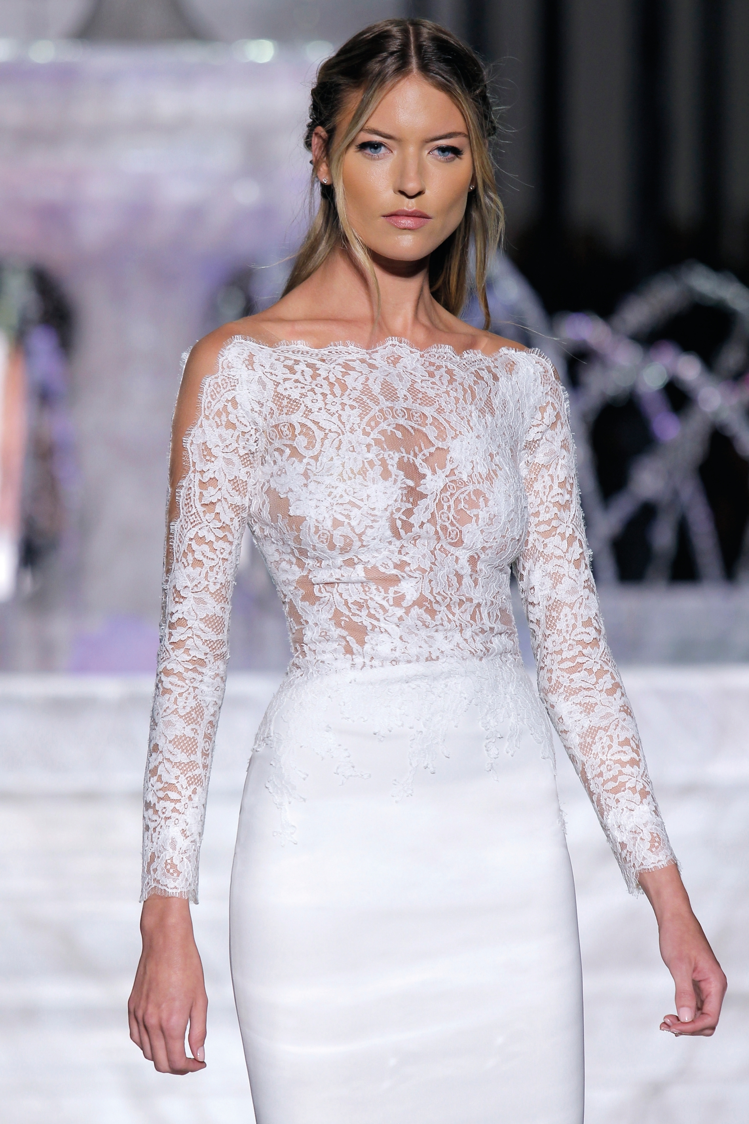 Pronovias Bridal Fashion Show 2018 Fashionhippieloves