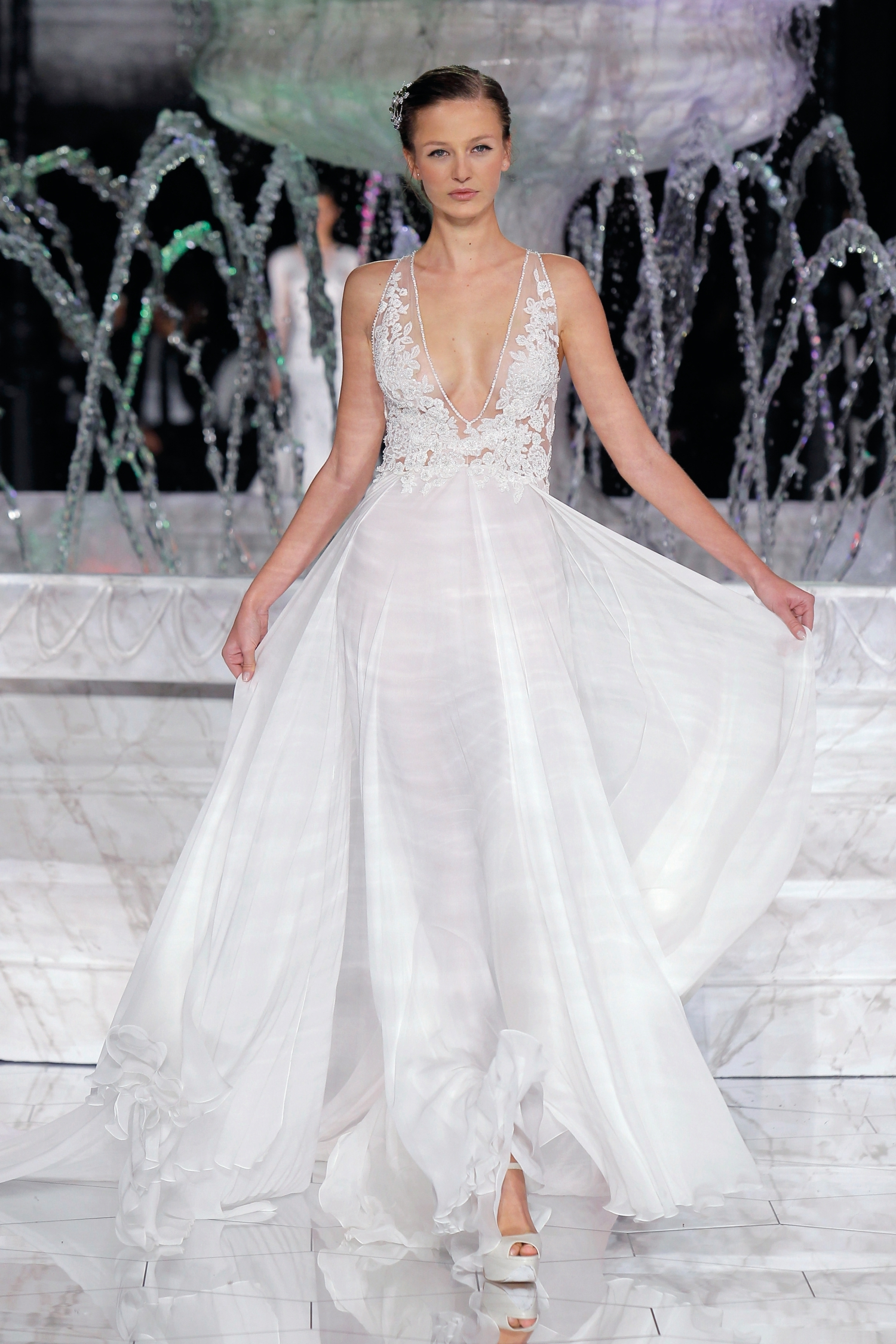 1-PRONOVIAS FASHION SHOW_Riada